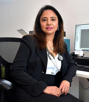 Dr Manjiri Nair